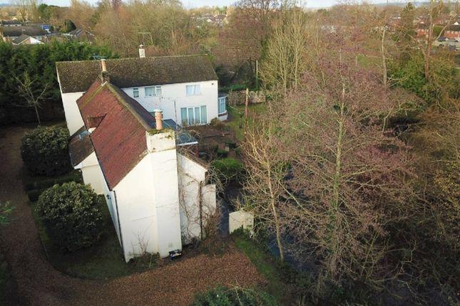 Thumbnail Detached house for sale in Green Lane, Fordingbridge