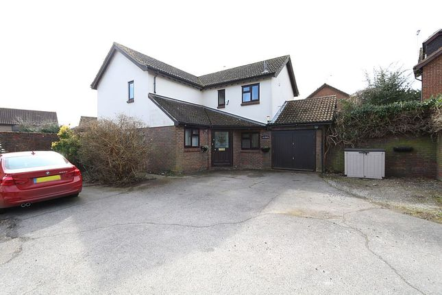 Thumbnail Detached house for sale in Elm Lane, Lower Earley, Reading, Berkshire