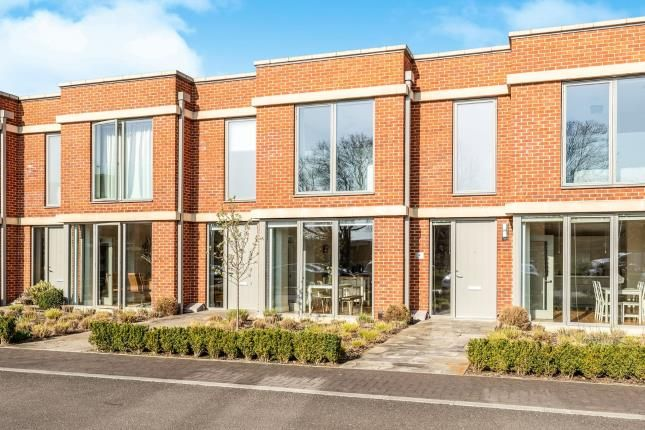 Thumbnail Terraced house for sale in West Terrace, Orchard Square, Caversfield, Bicester