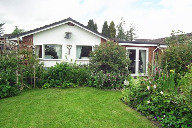 Thumbnail Detached bungalow for sale in 36 Cortay Park, Llandrindod Wells, Powys