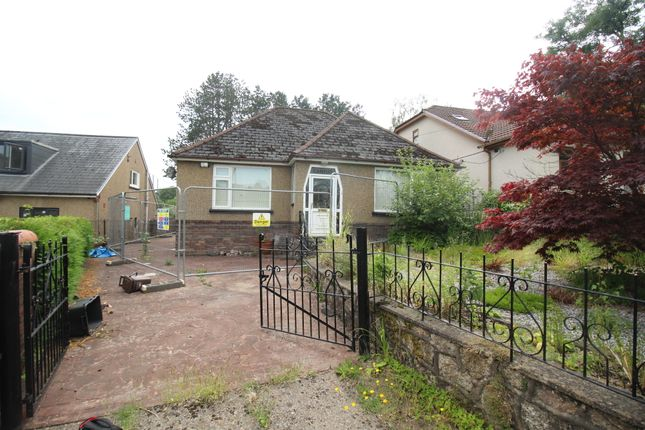 Thumbnail Detached bungalow for sale in Old Lane, Abersychan, Pontypool