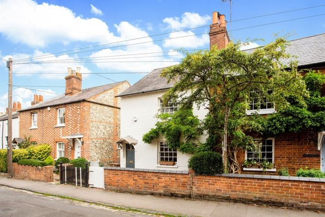 Thumbnail End terrace house to rent in Church Street, Henley-On-Thames
