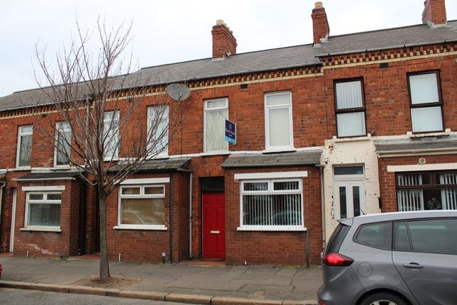 Thumbnail Terraced house for sale in Beersbridge Road, Bloomfield, Belfast