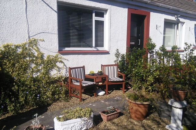 Thumbnail Semi-detached bungalow for sale in Frazer Street, Largs