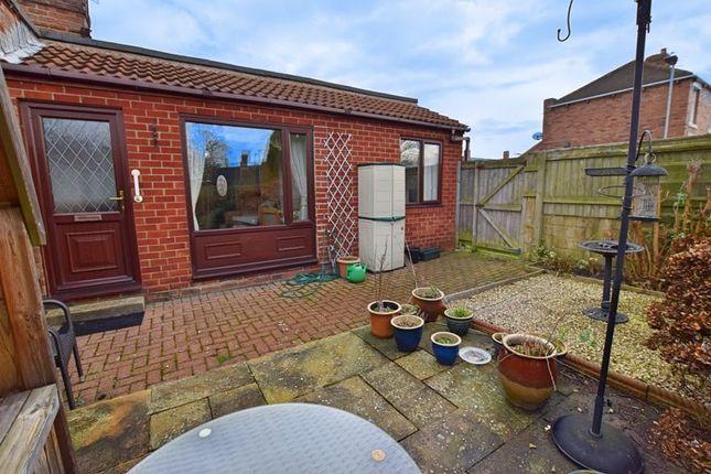 Thumbnail Semi-detached bungalow for sale in Rowlington Terrace, Ashington