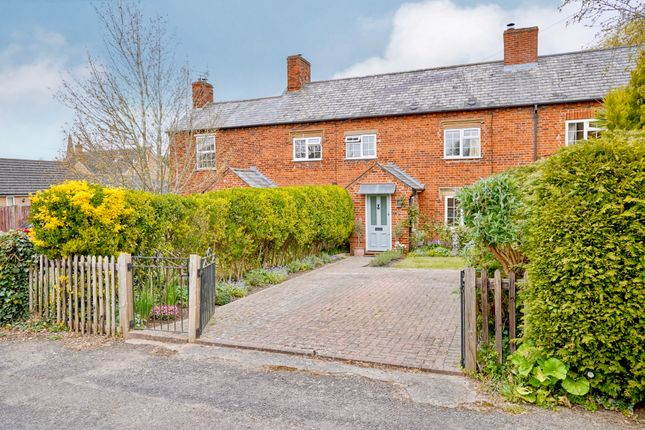 Thumbnail Terraced house for sale in Hunts End, Buckden, St. Neots
