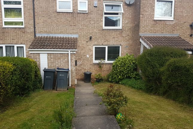Thumbnail Terraced house to rent in Pembridge Close, Quinton, Birmingham