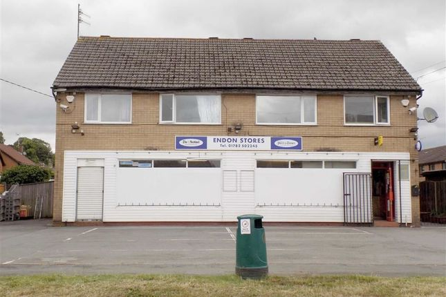 Thumbnail Commercial property for sale in Station Road, Endon, Stoke On Trent