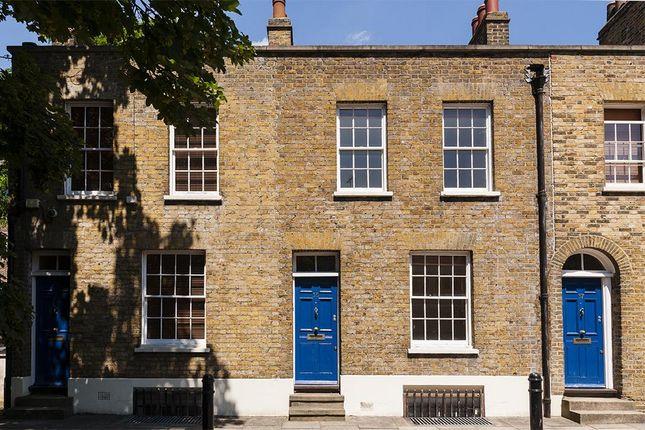Thumbnail Terraced house to rent in Walden Street, Stepney, London