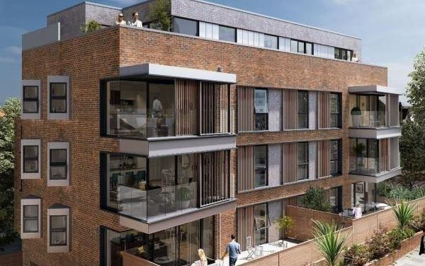 2 bed flat for sale in Pond Street, Sheffield S3