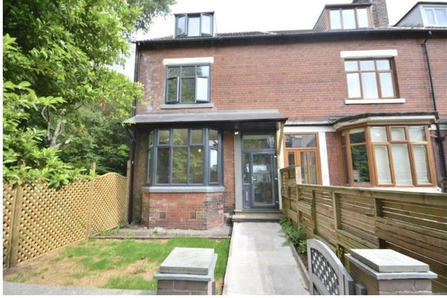 4 bed terraced house for sale in Prestwich, Manchester M25
