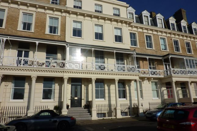 Thumbnail Flat to rent in Heene Terrace, Worthing