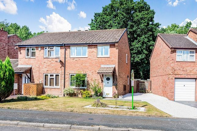 Thumbnail Semi-detached house for sale in Forest Close, Shawbirch, Telford