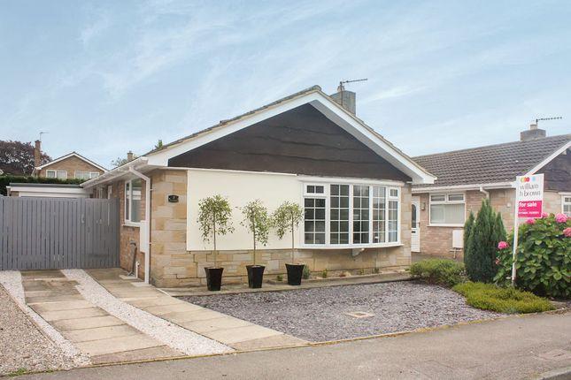 Thumbnail Detached bungalow for sale in Oak Tree Lane, Haxby, York