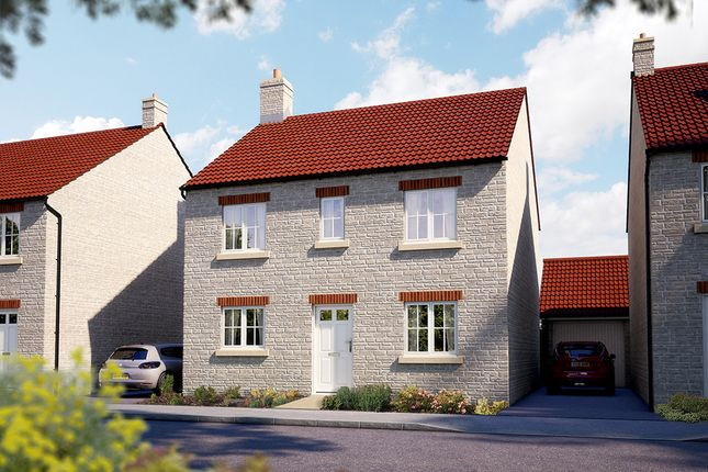 """Thumbnail Detached house for sale in """"The Buxton"""" at Somerton Business Park, Bancombe Road, Somerton"""