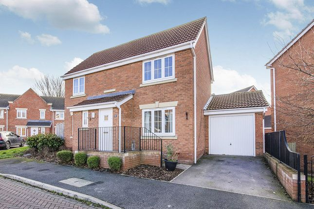 Thumbnail Detached house for sale in The Wharf, Knottingley