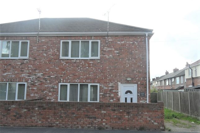 Thumbnail Semi-detached house for sale in Manfield Crescent, Skellow Doncaster