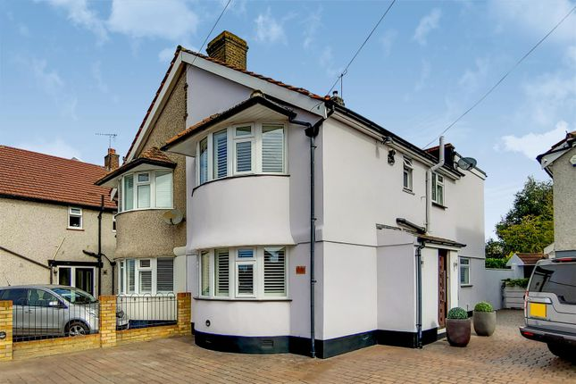 Thumbnail Semi-detached house for sale in Berwick Road, Welling
