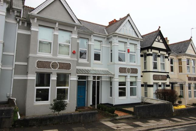 Thumbnail Terraced house to rent in Endsleigh Park Road, Peverell, Plymouth