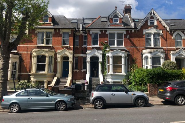Thumbnail Terraced house to rent in Ferme Park Road, London