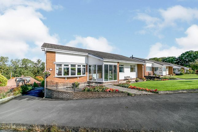 Thumbnail Bungalow for sale in Woodlands Park Drive, Blaydon-On-Tyne, Tyne And Wear
