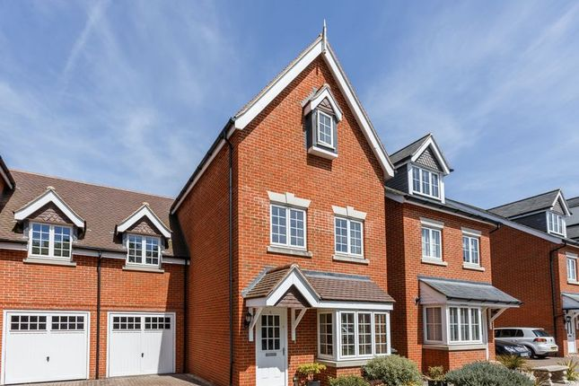 Thumbnail Link-detached house for sale in Englefield Close, Englefield Green, Egham