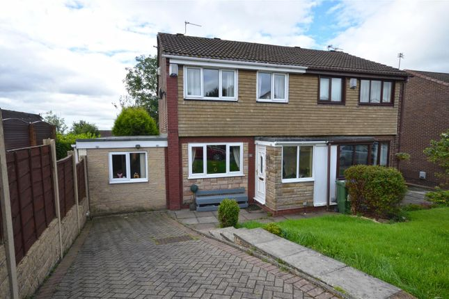 Thumbnail Semi-detached house for sale in Ladysmith Drive, Ashton-Under-Lyne