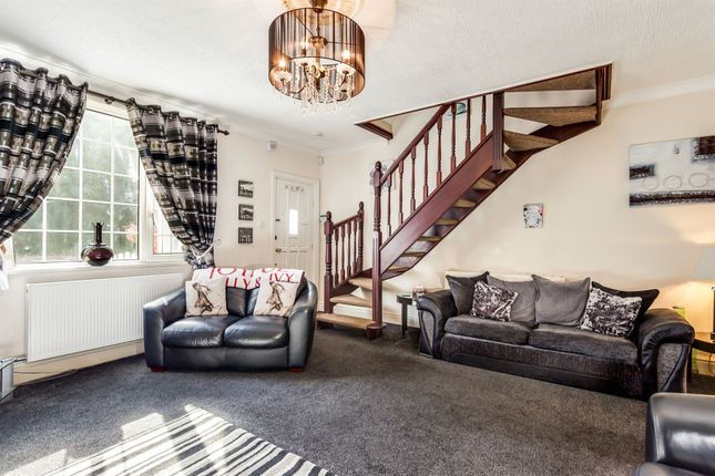 2 bed terraced house for sale in High Street, South Elmsall, Pontefract