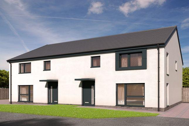 Thumbnail Semi-detached house for sale in The Cameron Devongrange, Sauchie, Alloa, Clackmannanshire