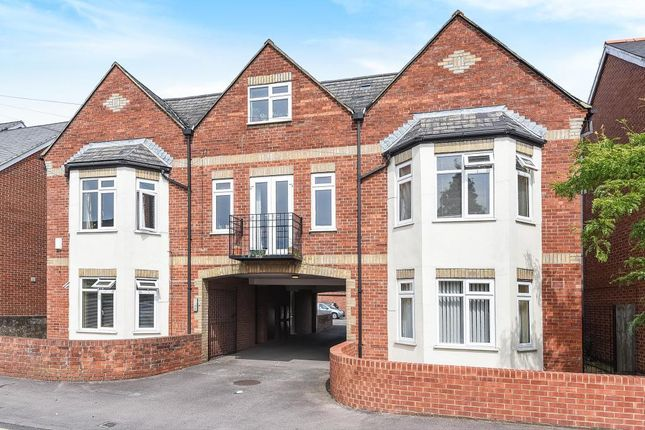 Thumbnail Flat for sale in Crescent Road, Oxford OX4,