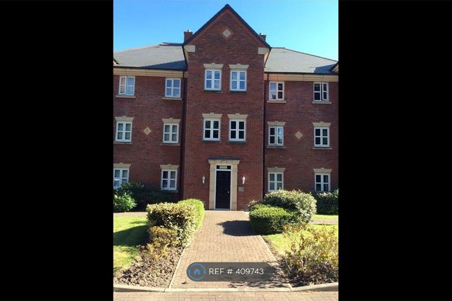 Thumbnail Flat to rent in Fulwood Park, Preston