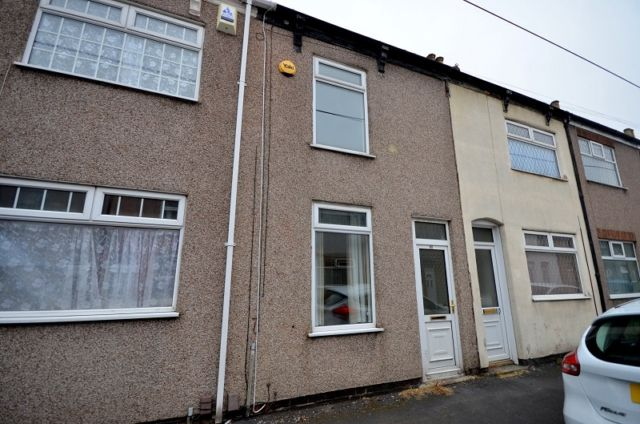 Thumbnail Terraced house to rent in Lime Street, Grimsby