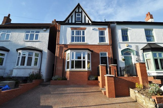 Thumbnail Detached house to rent in Woodfield Road, Kings Heath, Birmingham