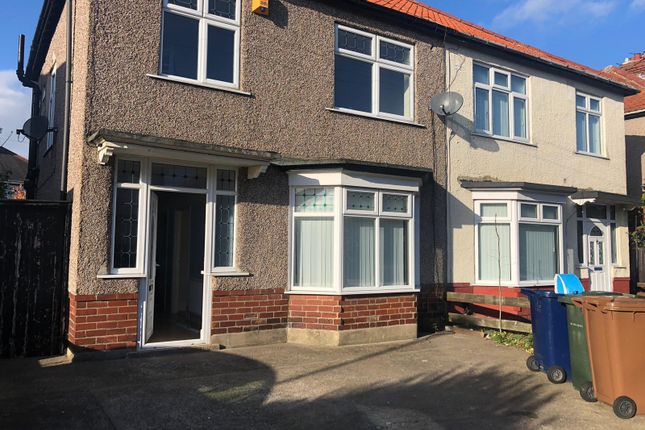 Thumbnail Semi-detached house to rent in Hoyle Avenue, Fenham, Newcastle Upon Tyne