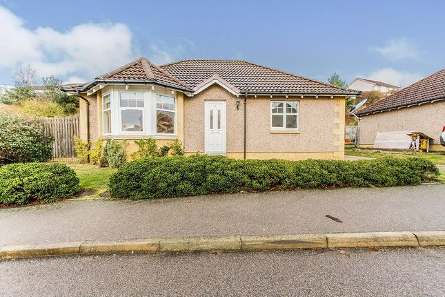 Thumbnail Bungalow to rent in Marleon Field, Elgin