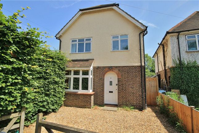 Thumbnail Detached house to rent in Weston Road, Guildford, Surrey