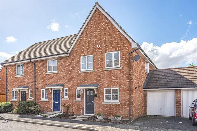 Thumbnail End terrace house for sale in Gold Drive, Frindsbury Extra, Rochester