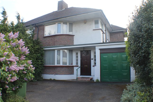 Thumbnail Semi-detached house to rent in Court Road, London