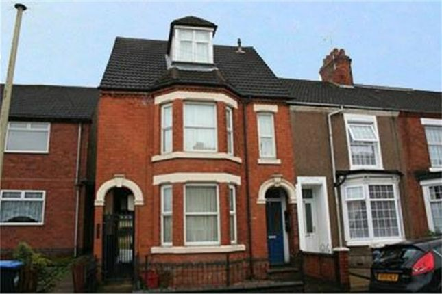Thumbnail Flat to rent in 22 Campbell Street, Rugby, Warwickshire
