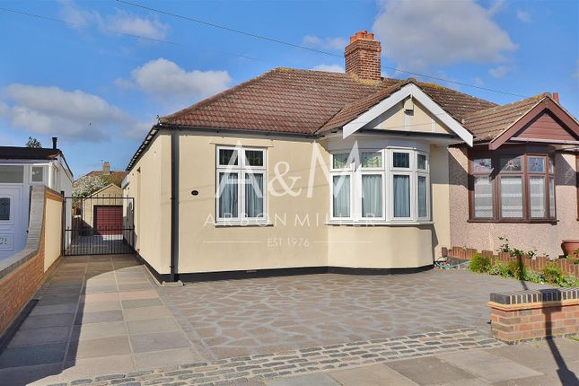 Thumbnail Semi-detached bungalow for sale in Lime Grove, Ilford