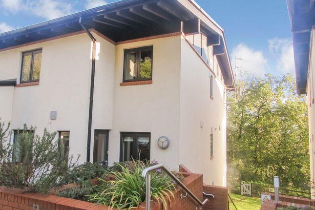 Thumbnail Flat to rent in Woodridge, Bridgend