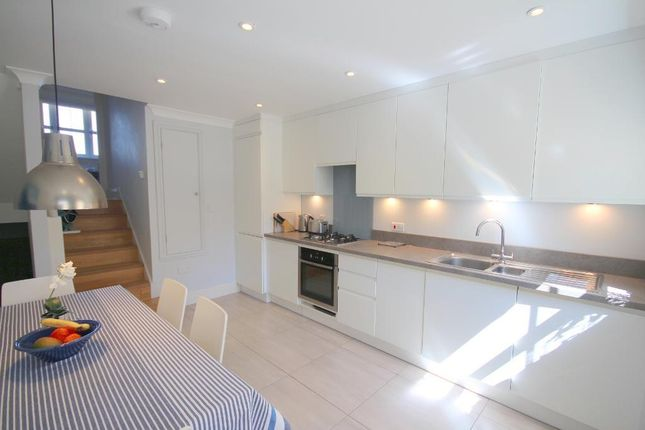 Thumbnail Terraced house for sale in Solent Landing, Bembridge, Isle Of Wight