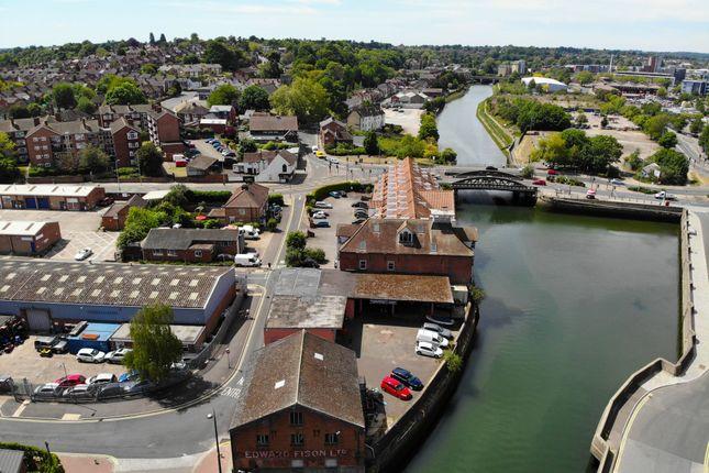 Thumbnail Land for sale in Regatta Quay, Key Street, Ipswich