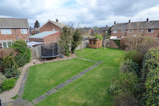 Thumbnail End terrace house for sale in Burden Road, Beverley