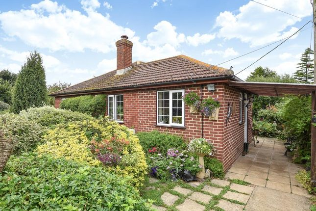 Thumbnail Detached bungalow for sale in Sutton Courtenay, Oxfordshire OX14,