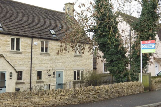 Thumbnail Semi-detached house to rent in Little Meadow, Cirencester