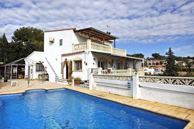 3 bed villa for sale in Benissa, Alicante, Spain