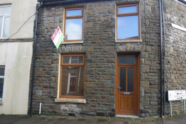 Thumbnail Terraced house to rent in Queen Street, Ton-Pentre