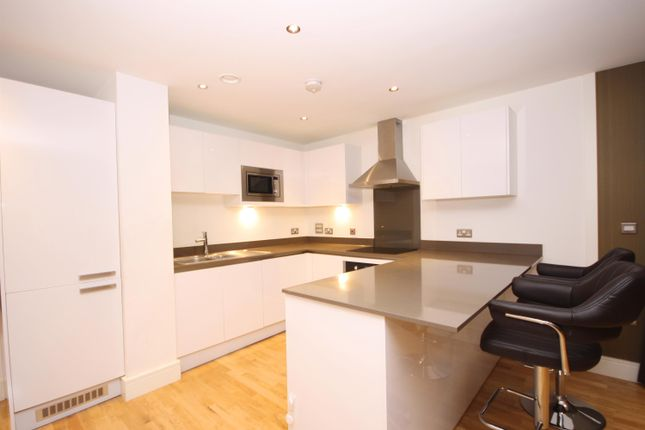 Thumbnail Flat to rent in Dowells Street, Greenwich