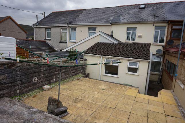 Thumbnail Terraced house for sale in Broniestyn Terrace, Aberdare